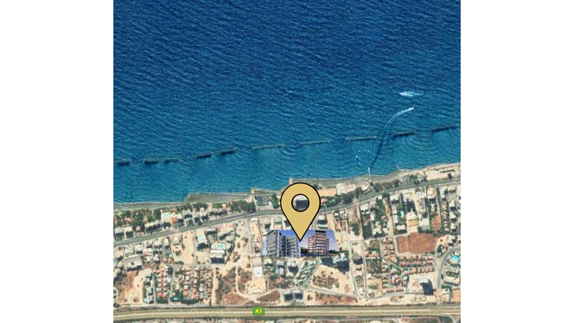 DiOne Google Earth Location